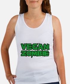 Vegan Zombie Women's Tank Top
