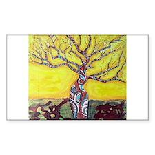 Boab Tree Bright Decal