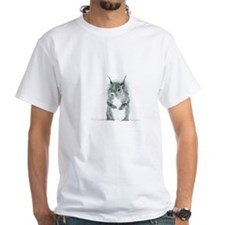 Cute Squirrel Drawing T-Shirt