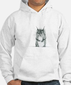 Cute Squirrel Drawing Jumper Hoody