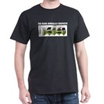 The Usual Genealogy Suspects Dark T-Shirt