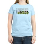 The Usual Genealogy Suspects Women's Light T-Shirt