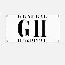 General Hospital Black Banner