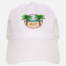 Christmas Stocking Beach Baseball Baseball Baseball Cap
