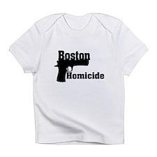 Boston Homicide 1 Infant T-Shirt