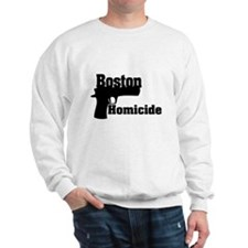 Boston Homicide 1 Sweatshirt