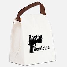 Boston Homicide 1 Canvas Lunch Bag