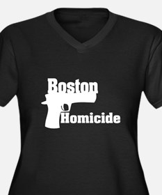 Boston Homicide 3 Plus Size T-Shirt