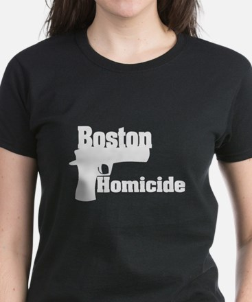 Boston Homicide 3 T-Shirt