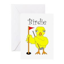 Birdie Greeting Cards (Pk of 10)