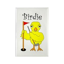 Birdie Rectangle Magnet (10 pack)