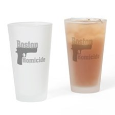 Boston Homicide 2 Drinking Glass