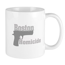 Boston Homicide 2 Mug
