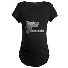 Boston Homicide 2 Maternity T-Shirt