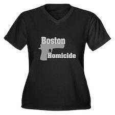 Boston Homicide 2 Plus Size T-Shirt
