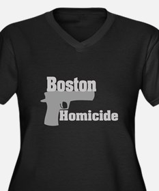 Boston Homicide 2 Plus Size T-Shirt
