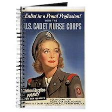 Wartime US Cadet Nurse Corps Journal