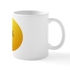 Mug: Vanilla Cupcake Day