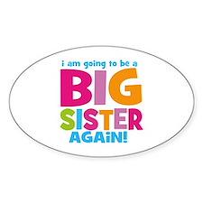 Big Sister Again Decal