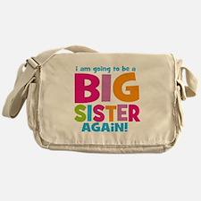 Big Sister Again Messenger Bag