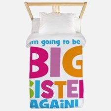 Big Sister Again Twin Duvet
