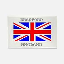 Bradford England Rectangle Magnet (10 pack)