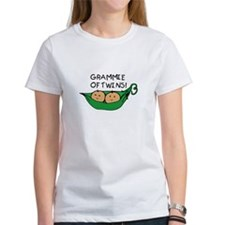 Grammie of Twins T-Shirt