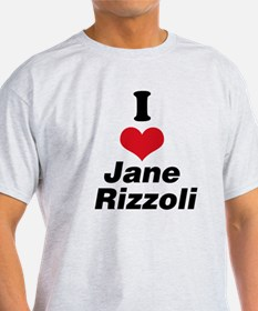 I Heart Jane Rizzoli 1 T-Shirt
