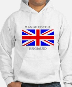 Manchester England Hoodie