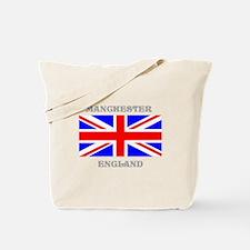 Manchester England Tote Bag