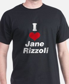 I Heart Jane Rizzoli 2 T-Shirt
