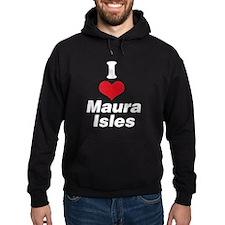 I Heart Maura Isles 2 Hoodie