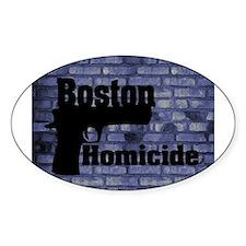 King Duvet Boston Homicide 1 Decal