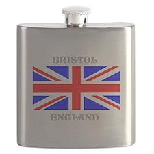 Bristol England Flask