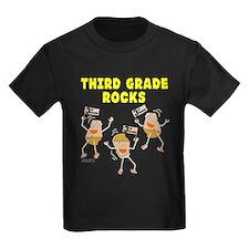 Third Grade Rocks T