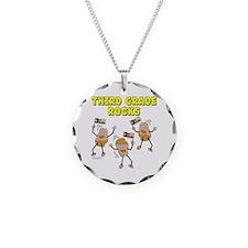Third Grade Rocks Necklace