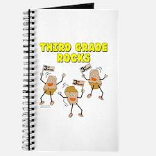 Third Grade Rocks Journal