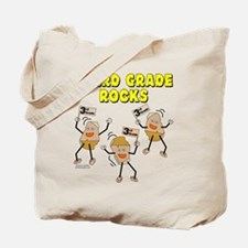 Third Grade Rocks Tote Bag