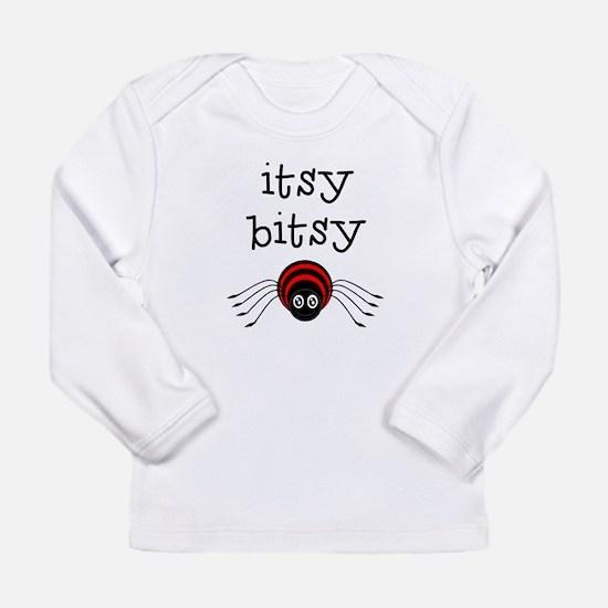 Itsy Bitsy Long Sleeved Infant Toddler T-Shirt