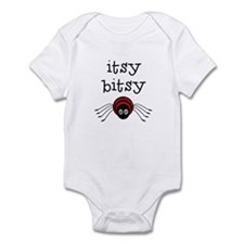 Itsy Bitsy Spider Infant Toddler Romper