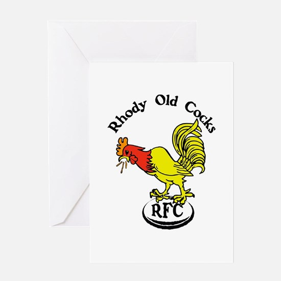 newoldcocks Greeting Card