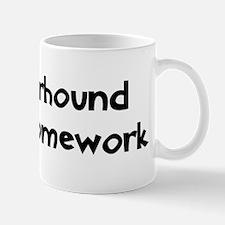 Otterhound ate my homework Mug