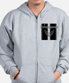 Firebird Racing Stripes Zip Hoodie