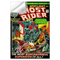Ghost Rider (The Most Supernatural Superhero Of Al Wall Decal