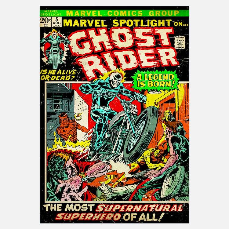 Ghost Rider (The Most Supernatural Superhero Of Al