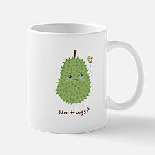 Sad Durian that gets no hugs Small Mug