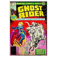 Ghost Rider... Ghost Rider's Strangest Adventure E