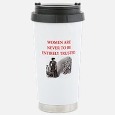 sherlock holmes quote Travel Mug