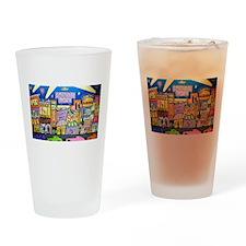 Design #32 SOuth Beach Miami Nightlife Drinking Gl