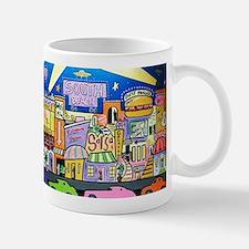 Design #32 SOuth Beach Miami Nightlife Mug